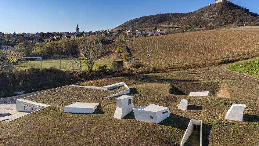 Archeopark Pavlov získal českého Oskara za architekturu