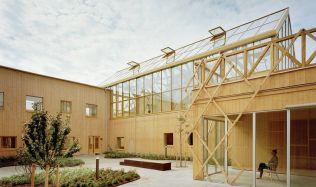 'The Gardens' Elderly Carehome in Örebro, Sweden by Marge Arkitekter
