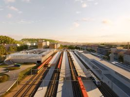 zdroj A69 Popisek: Smíchovské nádraží, první etapa