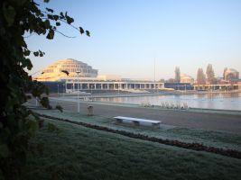 zdroj Galerie Architektury Brno/ Popisek: Kongresové centrum od Ch+, Vroa