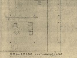 Mies van der Rohe - Vila Tugendhat v Brně