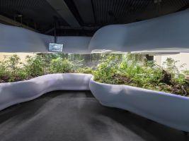 Instalace národní expozice Expo 2015, Miláno