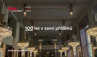 100 let – Brno, Plzeň a Praha