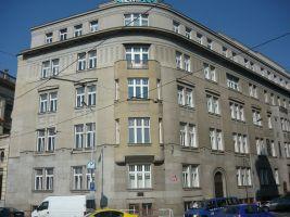 zdroj Wikimedia commons/ Gampe Popisek: Palác pražské železářské společnosti