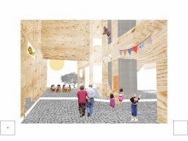 2.místo - Kreativní a inovativní bydlení, Bc. Nikola Macháčová