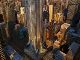 425 park avenue, new york image courtesy of zaha hadid architects