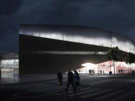 ALA Architects Popisek: Knihovna Oodi