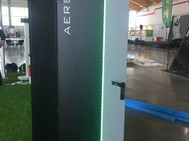 zdroj Fenix Group Popisek: Akumulační stanice AES 10 od společností AERS