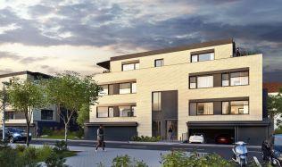 AFI prodává rodinné byty. Projekt Tulipa Třebešín nabízí kvalitní prostory pro bydlení a relaxaci