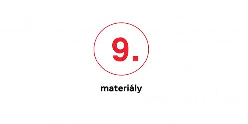 Akademie navrhování interiérů - 9. díl - Materiály