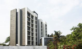 Apsara Building Society in Mumbai, India by GA Design