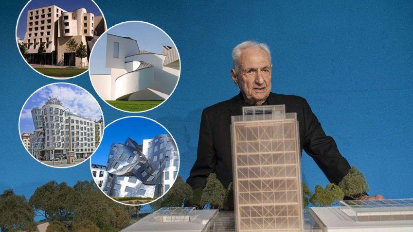 Architekt Frank Gehry oslaví devadesáté narozeniny