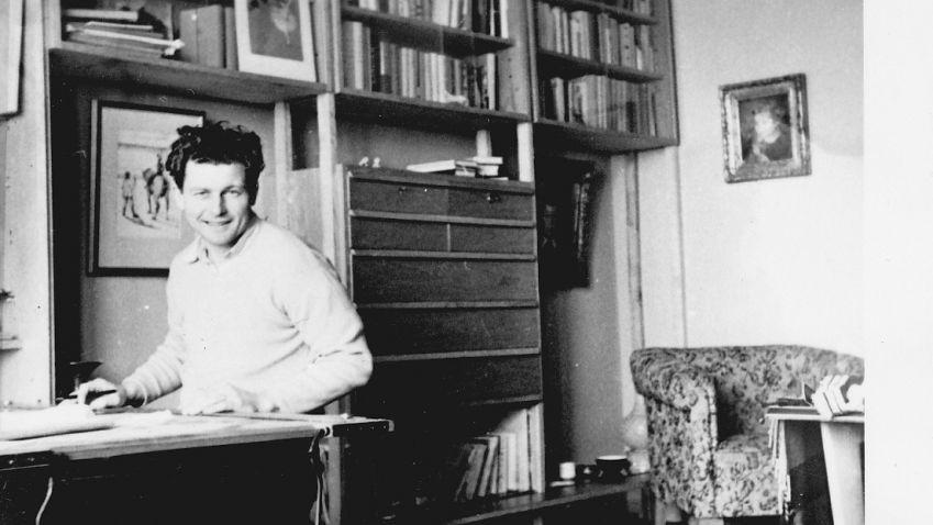 Architekt Karel Prager by oslavil devadesát pět let