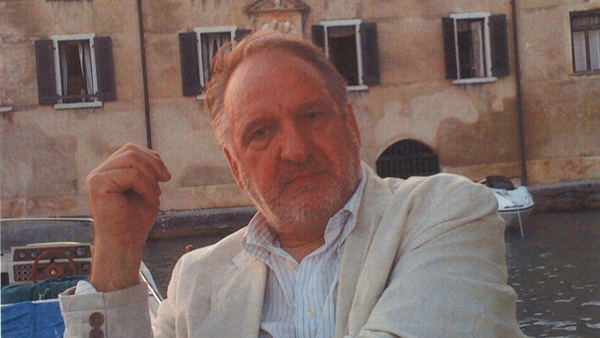 Architekt Maurice Culot obdržel Driehausovu cenu