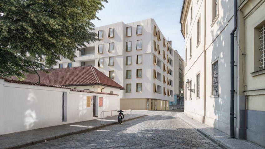 Architekt Pleskot k novému maršmelounu: Je to vyzrálejší a originálnější design