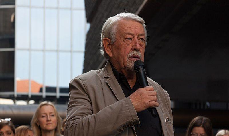Architekt Václav Aulický, otec budov Transgasu nebo Žižkovské věže, slaví sedmdesáté páté narozeniny