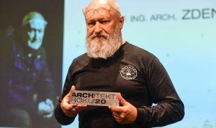 Architektem roku 2020 se stal Zdeněk Fránek