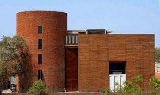 Archohm Studio near New Delhi, India by Archohm
