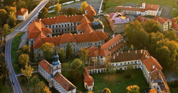Areál bývalého kláštera v Plasích na severu Plzeňska je už z velké části využitý