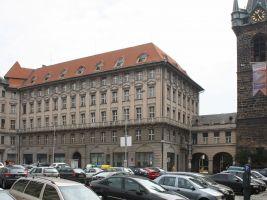 zdroj Wikimedia commons/ Jaroslav Zastoupil Popisek: Budova Asekuračního spolku
