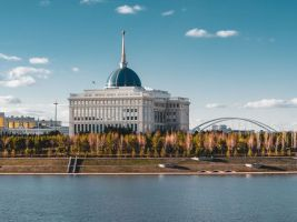 zdroj iStock Popisek: Prezidentský palác
