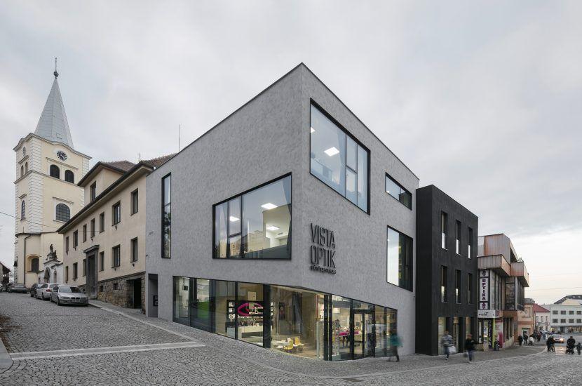 09c4f389021 Vítěz Národní ceny za architekturu  Sportovní hala v Dolních ...