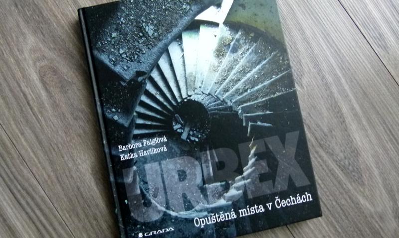 Barbora Faiglová, Katka Havlíková: URBEX