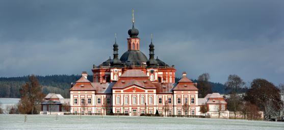 Barokní skvost Jana Blažeje Santiniho je dostavěn. Světový unikát se otevře v květnu