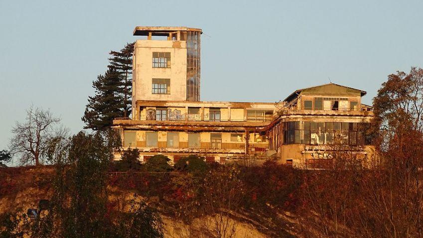 Barrandovské terasy: Když na skále usne perla