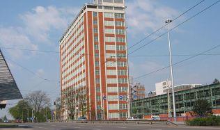 Baťův mrakodrap ve Zlíně je konstruktivistická památka