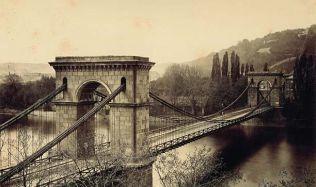 Bedřich Schnirch, autor pražského mostu císaře Františka I., zemřel před 150 lety