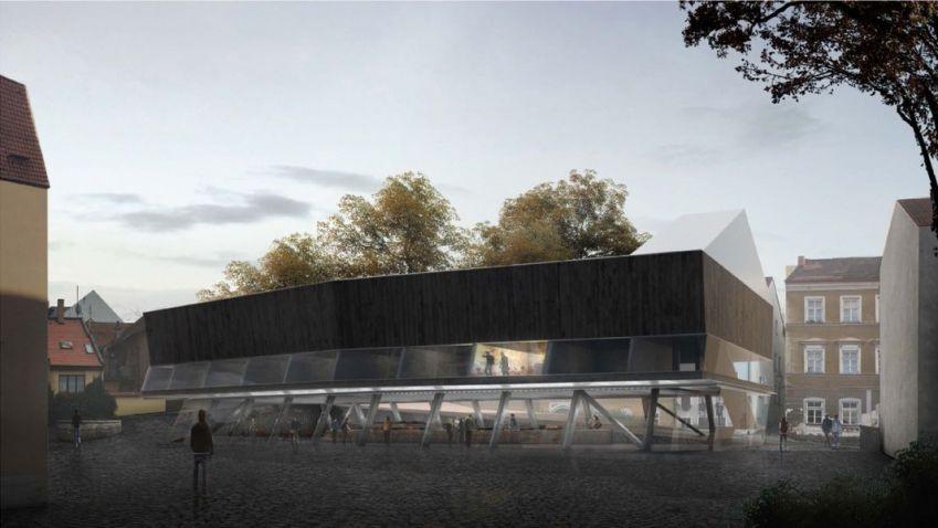 """Boskovice možná postaví """"Noemovu archu"""". Je to světový projekt, říká architekt"""