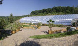 Botanická zahrada v Praze zpřístupnila nový bezbariérový vstup