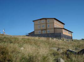 Atelier A4 Popisek: Obnova Petrovy boudy