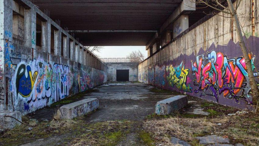 Bratislavské metro: Zbyla po něm jen torza, která musí pryč