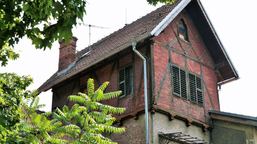 Arnoldova vila v Brně: Zachrání ji norské fondy?