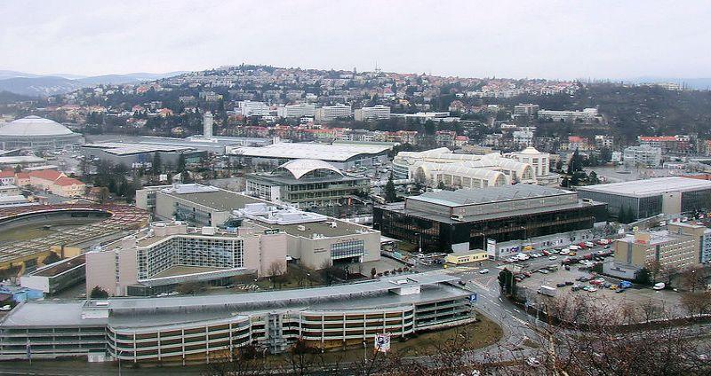 Brněnské výstaviště hostí stavební veletrhy, prostor dostali studenti i učni