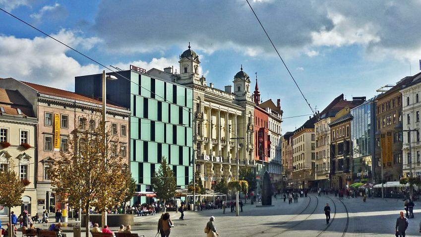Brno dokončilo návrh nového územního plánu