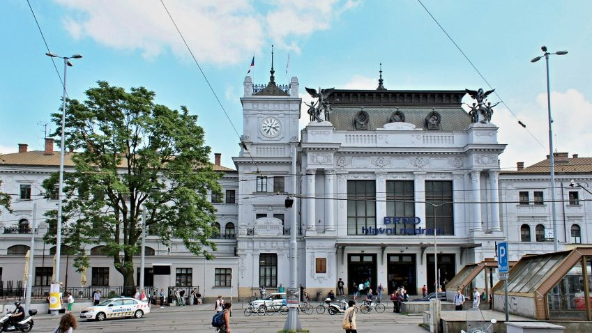Brno spustilo mezinárodní soutěž na autora hlavního nádraží