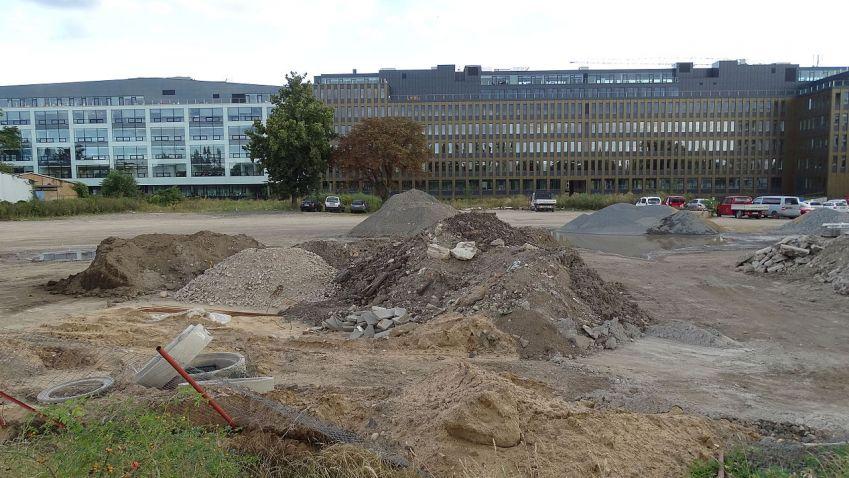 Budoucnost pražského Rohanského ostrova je již z části na papíře