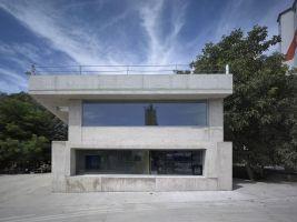 Česká cena za architekturu/ Filip Šlapal Popisek: Vítězná stavba