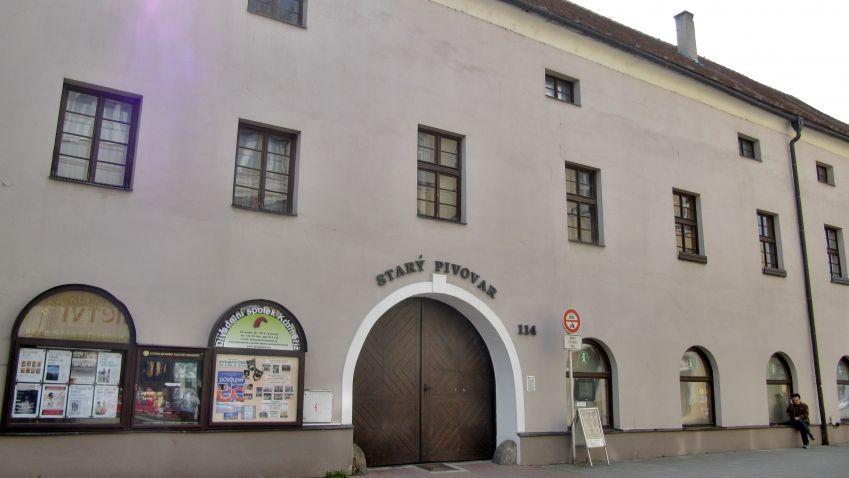 Budova Starého pivovaru v Kroměříži je po rekonstrukci, kultura čeká