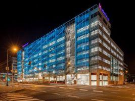 Passerinvest Group a.s. Popisek: Budova A v BB Centru