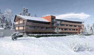 Bydlení v lůně přírody: V Invest postaví apartmány na Šumavě