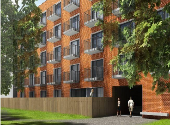 Bytový dům pro seniory v Opavě začne růst letos na podzim, postaví ho Metrostav