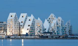 Bytový komplex Iceberg v dánském Århusu od studia CEBRA
