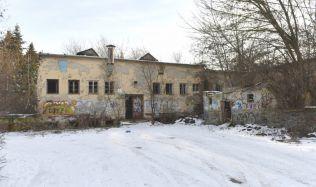 Bývalá vojenská jídelna v Brně se promění v park pro veřejnost