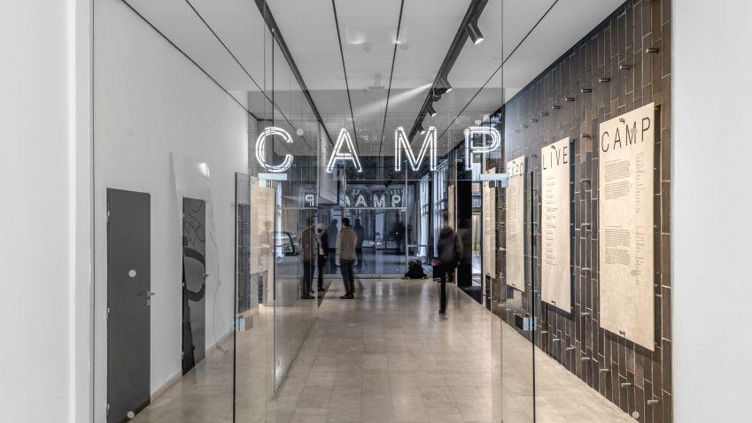 CAMP zve na dernisáž výstavy Olověného Fuchse