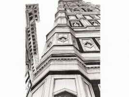 zdroj lorenzoconcas.com/ Popisek: Giottova zvonice ve Florencii