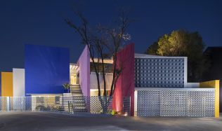 Casa TEC 205 in Monterrey, Mexico by Moneo Brock